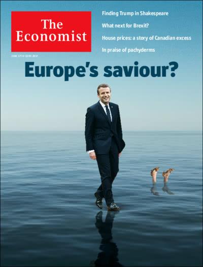 macron the economist